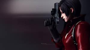 Gun in Hand by Keyre