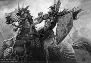 Herald of War by aridante