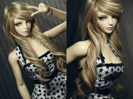 Starry Diva by dollstars