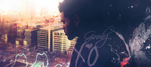 The Weeknd xo by futureGFX