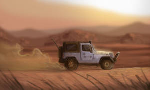 Running Dusty Miles by Minionwolf711
