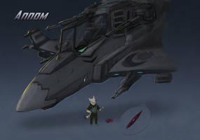 Annom by Minionwolf711