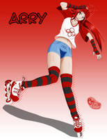Arry Somerson by Oxdarock