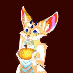 Spooky season by LadyNightLight