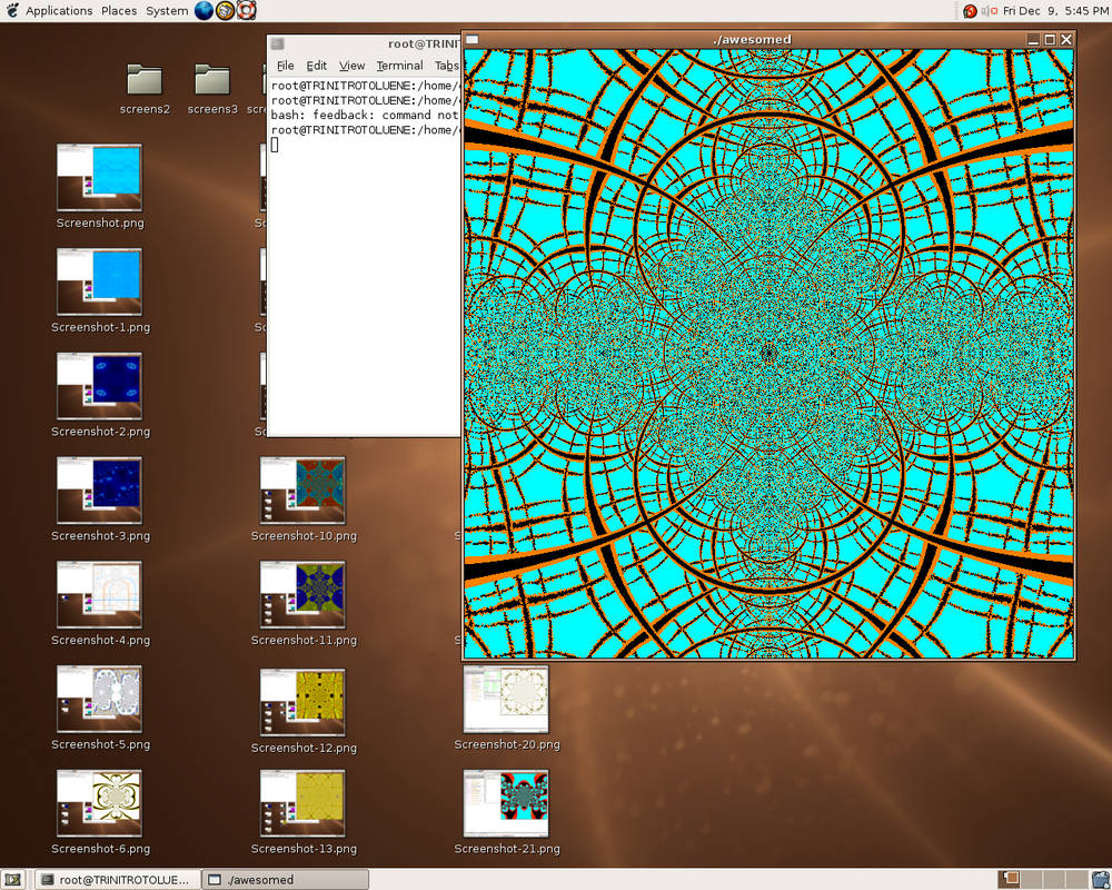 here is a fractal - 5 by dbqpdb