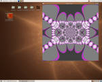 here is a fractal - 8 by dbqpdb