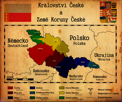 Lands of the Czech Crown by SoaringAven