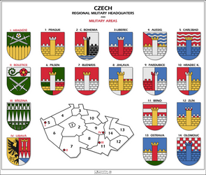 Czech Military Headquarters by SoaringAven