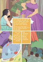 Legends of yore 1/3 by JessicaKKowton