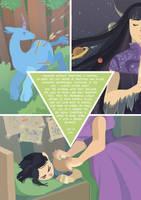 Legends of yore 3/3 by JessicaKKowton