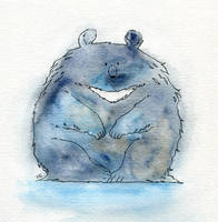 Moon bear by JessicaKKowton