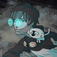 Kekkai Sensen: Leo (and Sonic) by JessicaKKowton