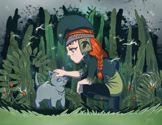 Forest children by JessicaKKowton