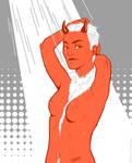 Shower by JessicaKKowton
