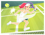 Anyone for Tennis? by ll