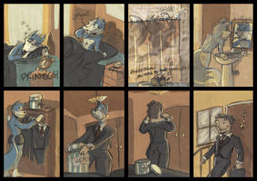 Furries - A metaphor by ll