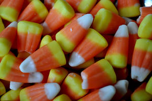 Candy Corn Stock by TheRegalCupcake