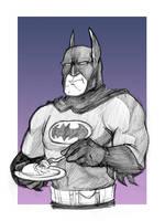 Bust 06: Batman by Coelasquid