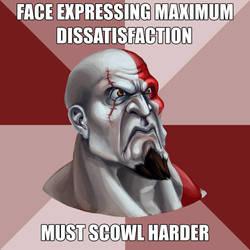 angryface.jpg by Coelasquid