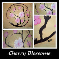 Cherry Blossoms by mci021