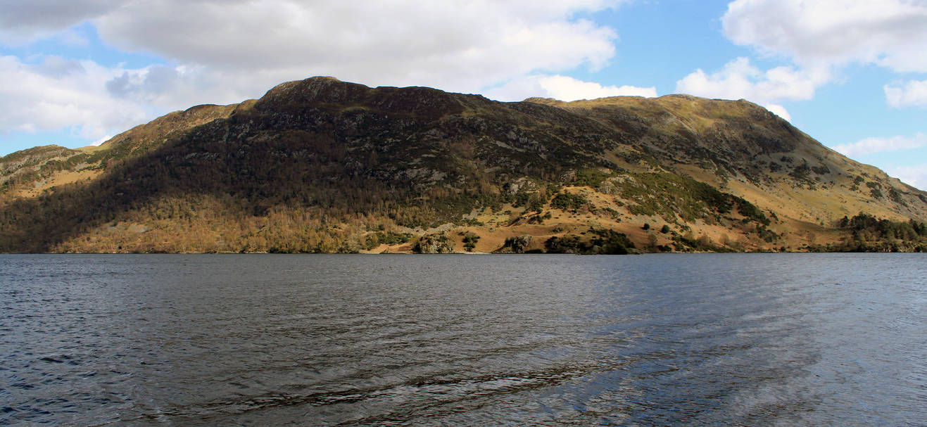 Glencoyne Bay by AlberichPotter
