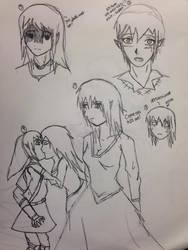 Tis but a sketch by Akarui-Sakura