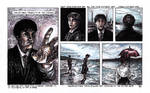 Ulysses Pages - No 15. Visible by besnglist