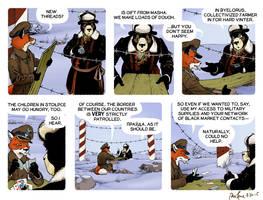 Rudek and the Bear #69 by PeterDonahue