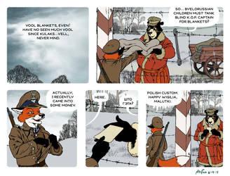 Rudek and the Bear #83 by PeterDonahue