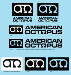 Logo design for American Octopus, LLC by PeterDonahue