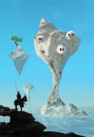 Chameleon Dream Cover Art by Mull-Art