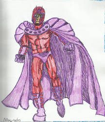magneto by Bre91t