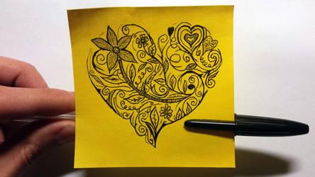 ''Small Art'': Valentine's day! by AlvaroGJ