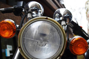 Motorcycle by AlvaroGJ