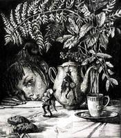The Borrowers by LostArnett