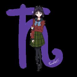 Hotaru Tomoe - School Life! by FrancesRey