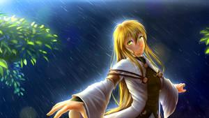 Summer Rain by Juh-Juh