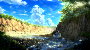 Riverbed by Juh-Juh