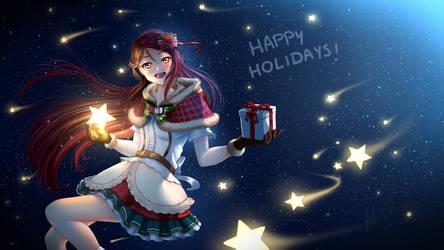 Rikotastic Holidays! by Juh-Juh
