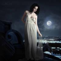 The sleepwalker by Sweetlylou