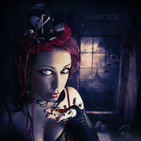 Thank you by Sweetlylou