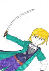 Ninja Me by Meandmyshadowclones