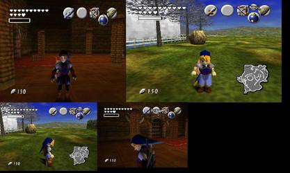 Zelda WIP 3 by Meandmyshadowclones