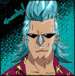 Franky by IcAnDrAwLiN3S930
