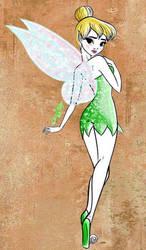 [ Walt Disney ] Tinker Bell by Laefey