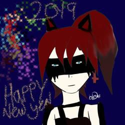 New Year 2019 by Deadobeat