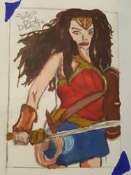 Wonderwoman by Deadobeat