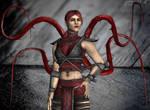 battle edition skarlet (wip) by judgmentfist