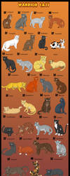warrior cats EDIT1 by brownwhisker