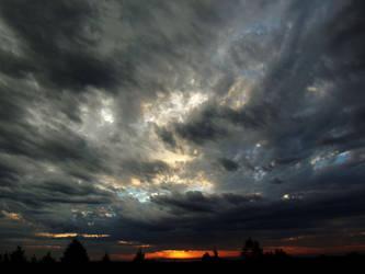 Morning Sky by darkcravings23